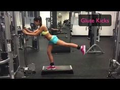 Abs, Legs & Butt Stronger Ankle Strap Workout - YouTube