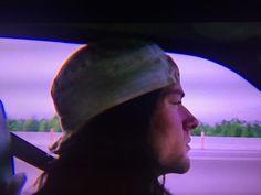 Kurt Cobain, (1988?) Kurt drove a car like an old lady. Very carefully and slowly.