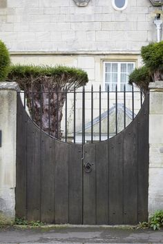 The Half-Moon Gate