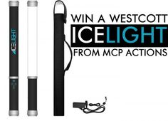 Contest: Win a Westcott Ice Light Would L O V E to have one of these in my bag.