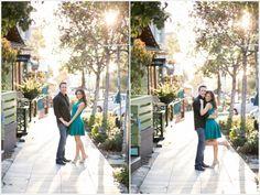 Petula Pea Photography | Danael + Tony | Little Italy, San Diego Engagement