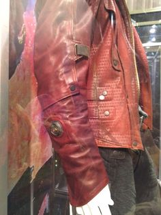 """From """"Guardians of the Galaxy"""" (2014) worn by Chris Pratt as Peter Quill (Star-Lord) design by Alexandra Byrne"""