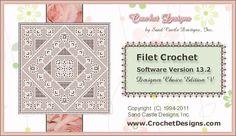 software for filet crochet patterns