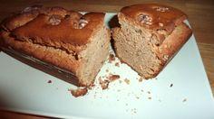 Gâteau à la farine de châtaigne et noix