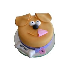 Hover over the Dog Birthday Cake image to zoom in. Or click on the Dog Cake picture to see the full size photo