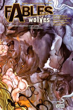 FABLES VOL. 8: WOLVES Bigby.