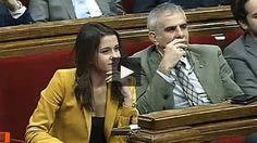 Puigdemont alliçona Arrimadas al parlament arran d'una citació de Carles Rahola - vilaweb.cat, 10.01.2016