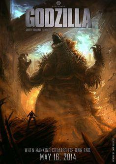 Primer tráiler oficial de Godzilla