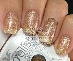 gelish-twinkle-swatch by chickettes, via Flickr
