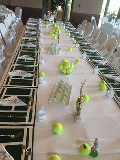 Anders Ruff Custom Designs, LLC: Tennis Party with Lara Shriftman