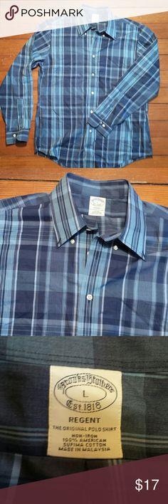 Brooks Brothers Button Down Shirt Button down shirt by Brooks Brothers in great condition Brooks Brothers Shirts Casual Button Down Shirts