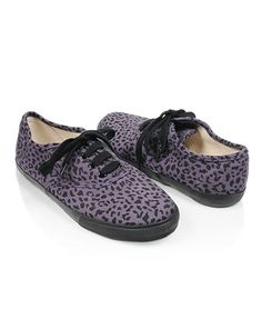 leopard low top sneakers