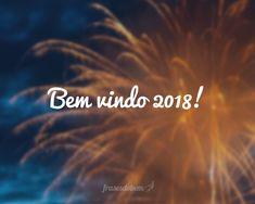 Bem vindo 2018!