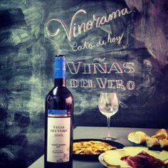 Viñas del Vero Cabernet Sauvignon. Somontano. Spain. http://www.vinorama.es/denominaciones/somontano/vino-vinas-del-vero-cabernet-sauvignon