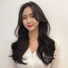 Pretty Hairstyles, Girl Hairstyles, Hair Inspo, Hair Inspiration, Preety Girls, Hair Styler, Hair Reference, Asian Hair, How To Draw Hair