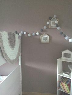 Tapis crochet blanc beige cocooning romantique chambre enfant hoooked TRAPILHO : Textiles et tapis par 1-2-3-bou