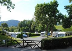 Bron Derw Touring Caravan Park, Conwy, Wales   Caravan Sitefinder  http://www.practicalmotorhome.com/news/top-100-motorhome-friendly-sites-national-winners