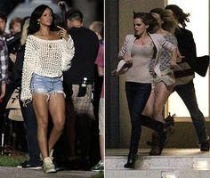 Uma comédia dirigida pelo ator Seth Rogen, está a ser filmada em Nova Orleães, nos Estados Unidos, e junta os talentos de Rihanna e Emma Watson. Lê o artigo completo em http://nstylemag.com/o-encontro-de-emma-e-rihanna/