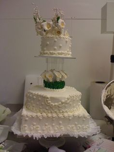 Cake Decoratedcake Weddingcake Huntsville Madison Decatur Hartselle Alabama