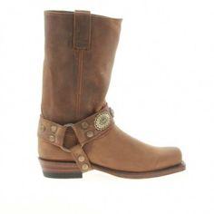 Sendra 12092 Laarzen plat Cognac Leer Riding Boots, Style Me, Fashion Shoes, Shoe Boots, Horse Riding Boots