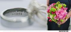 Glass Pavilion Perrysburg Saint Rose Wedding Flowers by Bartz Viviano Photography by Mary Wyar http://marywyarphotography.com
