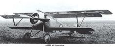 Nieuport 28 triplane