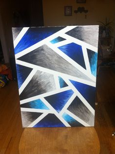 LOVE this painting that I did the other day. :) #paintings #diy #art