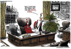 Obama Cartoon, Cartoon Memes, Latest Cartoons, Chris Christie, Cartoon Photo, Big Government, Find Work, Obama Administration, Political Cartoons