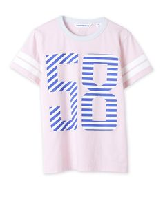 Stripe Number T-Shirt Girl Fashion, Mens Tops, Kids, T Shirt, Outfits, Clothes, Spring, Inspiration, Women's Work Fashion
