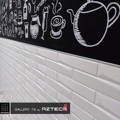 Colección Gallery 7,5 #cevisama16 #aztecaceramica #tendencia #estilo #home #hogar #homedeco #inspiration #reformas #ideas #interiordesign #design #tiles #azulejos #tilestyle #gallery #cofee