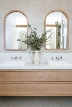 Kyal and Kara have project managed, designed or completed over 25 renovation projects. Bathroom Inspo, Bathroom Inspiration, Home Decor Inspiration, Bathroom Ideas, Decor Ideas, Bathroom Renos, Laundry In Bathroom, Master Bathroom, Costal Bathroom