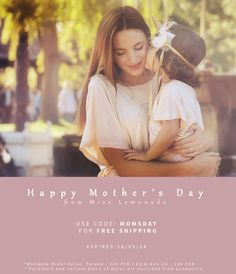 #happymothersday #mothersday #momsday #freeshipping #misslemonade #kidsstore #clothesforkids #accessoriesfor kids