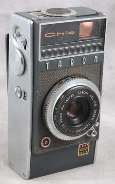 Vintage Taron Chic 1 2 Frame Camera Uncommon as Is Door Latch Problem | eBay