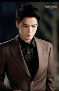 "Kim Jae Joong  김재중 ""Triangle"""