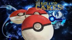 With the release of #PokemanGO in Canada. Here are our #pokeball cookies.
