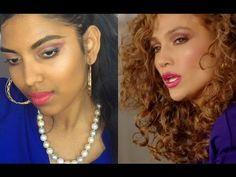 Jennifer Lopez Ain't Your Mama Music Video Inspired Makeup Look - http://www.justsong.eu/jennifer-lopez-aint-your-mama-music-video-inspired-makeup-look/