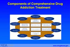 Components of comprehensive drug addiction treatment | National ...