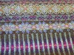 Ravelry: Project Gallery for Hillswick Lumber pattern by Ann Feitelson and oooh! these colors!