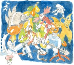 Massive Masaaki Yuasa Art Book Will Be Published Next Month (Preview)