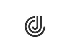 jc monogram