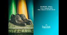 Micam 15-18 febbraio 2015 Franceschetti #franceschetti #franceschettishoes #madeinitaly #madeinmarche