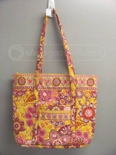 Vera Bradley... Bali Gold, one of my most favorite patterns of all time!