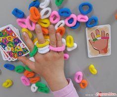 Игра ringlding - Развиваем ребенка дома (от 0 до 7 лет) - Страна Мам