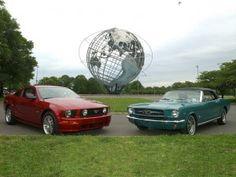 OTR Article: Mustang still nifty at 50  http://www.otrprotrucker.com/2013/09/09/mustang-still-nifty-at-50/