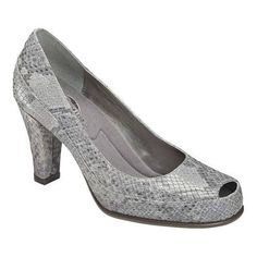 Women's A2 by Aerosoles Big Ben Pump Snake Faux