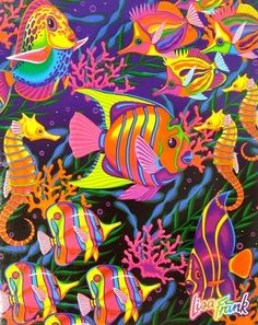 Under the Sea by Lisa Frank