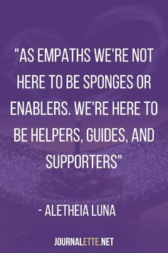 Inspiring Empath Quotes