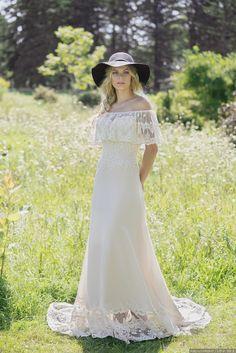 Vestido de novia playero 2016