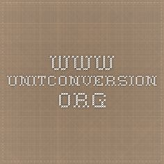 www.unitconversion.org