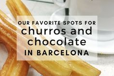 Where to Stay Warm and Have Chocolate and Churros in Barcelona